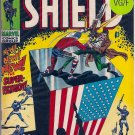 Nick Fury, Agent of SHIELD # 13, 5.0 VG/FN