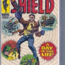 NICK FURY, AGENT OF SHIELD # 14, 4.5 VG +