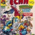 Not Brand Echh # 8, 4.5 VG +