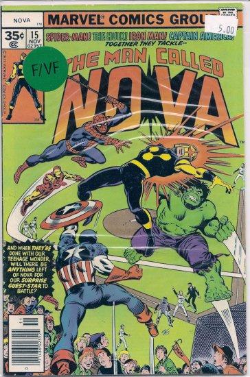 Nova # 15, 7.0 FN/VF