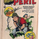 OPERATION PERIL # 1, 3.5 VG -