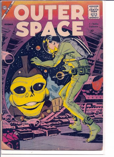 OUTER SPACE # 20, 2.0 GD