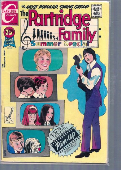 Partridge Family # 5, 4.0 VG