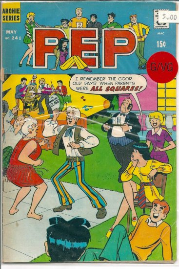 Pep Comics # 241, 3.0 GD/VG