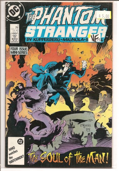 Phantom Stranger # 2, 8.0 VF