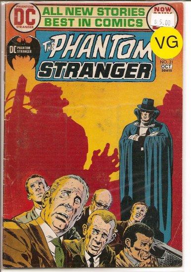 Phantom Stranger # 21, 4.0 VG