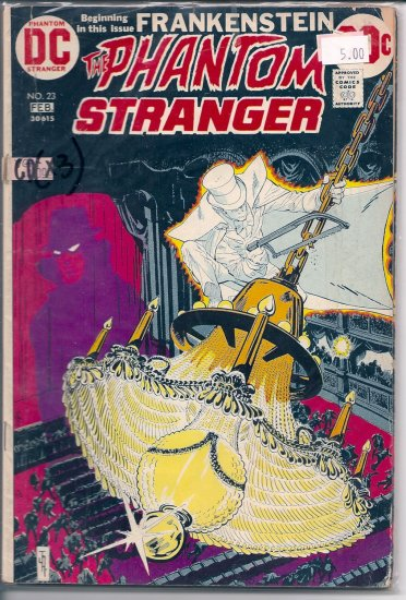 Phantom Stranger # 23, 2.0 GD