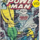 Power Man # 38, 4.5 VG +