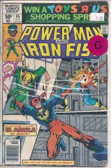 Power Man # 65, 2.0 GD