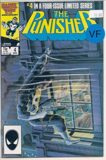Punisher # 4, 8.0 VF