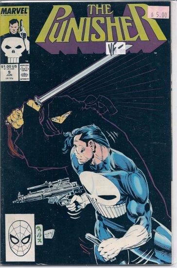 Punisher # 9, 7.5 VF -