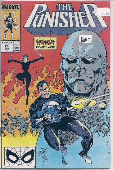 Punisher # 22, 9.2 NM -