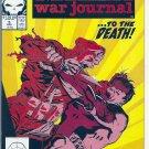 PUNISHER WAR JOURNAL # 5, 8.0 VF