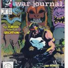 PUNISHER WAR JOURNAL # 17, 9.2 NM -