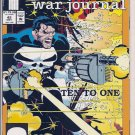 PUNISHER WAR JOURNAL # 42, 9.2 NM -