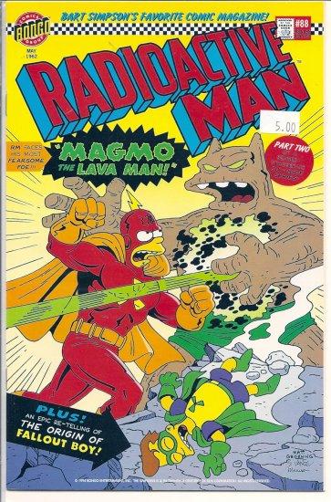 Radioactive Man # 88, 9.4 NM