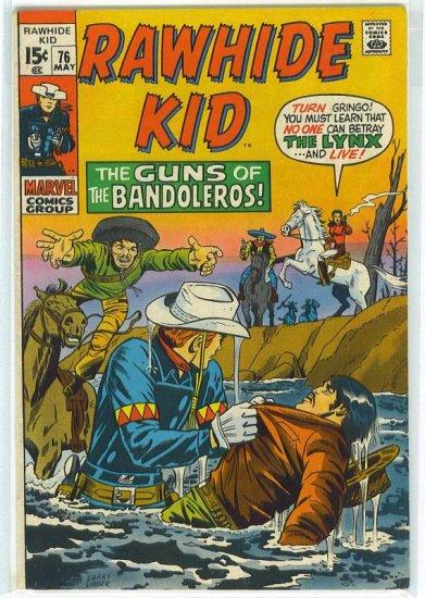 Rawhide Kid # 76, 6.0 FN