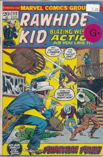 Rawhide Kid # 112, 2.5 GD +