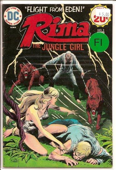 Rima, The Jungle Girl # 2, 6.0 FN