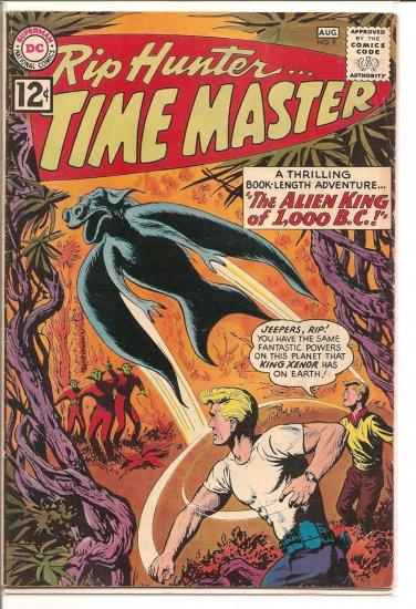 Rip Hunter Time Master # 9, 4.0 VG