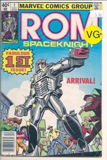 Rom # 1, 4.5 VG +