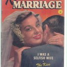 ROMANTIC MARRIAGE # 1, 3.0 GD/VG