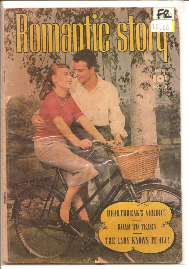 Romantic Story # 13, 1.0 FR