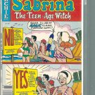 SABRINA THE TEEN-AGE WITCH # 40, 4.5 VG +