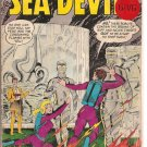Sea Devils # 19, 3.0 GD/VG