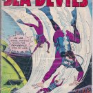 Sea Devils # 23, 2.5 GD +