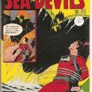 Sea Devils # 26, 4.5 VG +