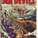 Sea Devils # 29, 4.5 VG +