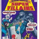 SECRET SOCIETY OF SUPER VILLAINS # 1, 5.5 FN -
