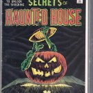 SECRETS OF HAUNTED HOUSE # 5, 4.5 VG +