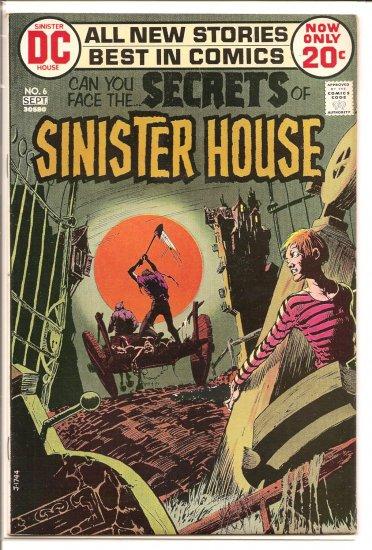 Secrets of Sinister House # 6, 6.0 FN