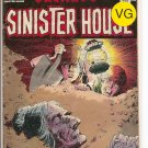 Secrets Of Sinister House # 11, 4.0 VG