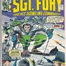 Sgt. Fury # 134, 7.0 FN/VF