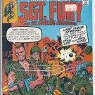 Sgt. Fury # 167, 8.0 VF