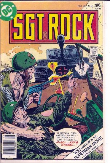 SGT. ROCK # 307, 6.0 FN