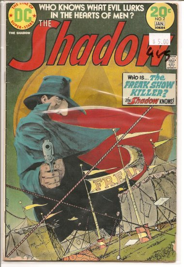 Shadow # 2, 3.0 GD/VG