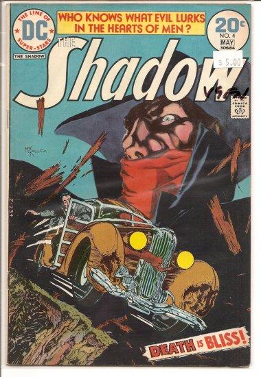 Shadow # 4, 5.0 VG/FN