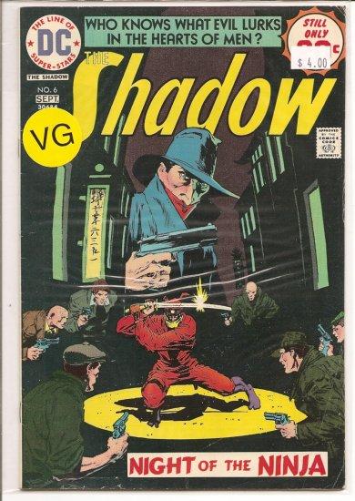 Shadow # 6, 4.0 VG
