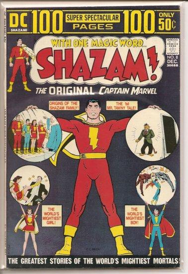 Shazam! # 8, 7.5 VF -