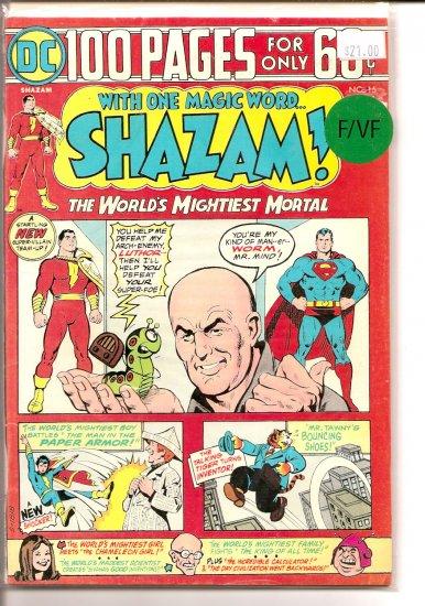Shazam! # 15, 7.0 FN/VF