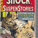 SHOCK SUSPENSTORIES # 12, 8.0 VF
