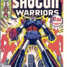 SHOGUN WARRIORS # 1, 4.5 VG +