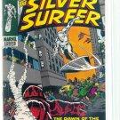 SILVER SURFER # 13, 7.5 VF -