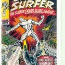 SILVER SURFER # 18, 4.5 VG +