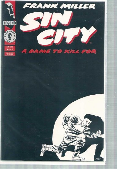 SIN CITY, A DAME TO KILL FOR # 4, 9.2 NM -