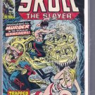 SKULL THE SLAYER # 3, 4.5 VG +